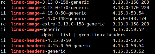 Ядра Linux