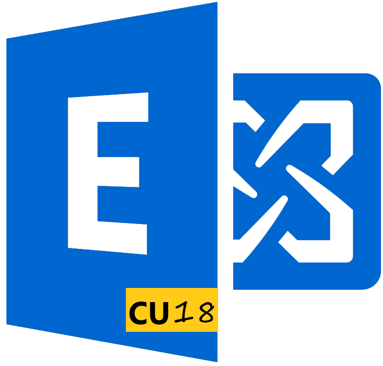 Microsoft Exchange Server 2016 Cumulative Update 18