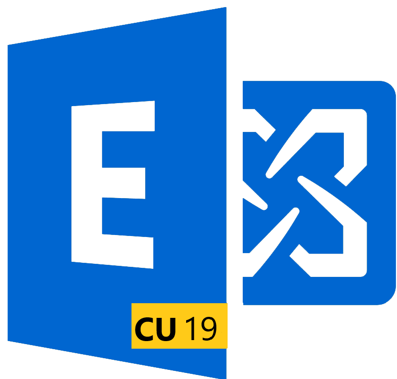 Microsoft Exchange Server 2016 Cumulative Update 19