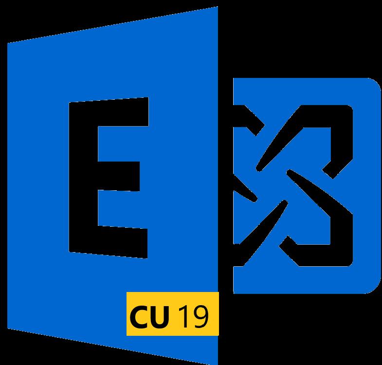 Microsoft Exchange Server 2016 Cumulative Update 19